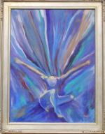 Abstract figurative - The energy of transformation