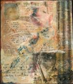 encaustic/mixed media